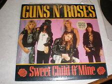 """Guns N Roses 7"""" Sweet Child Of Mine"""
