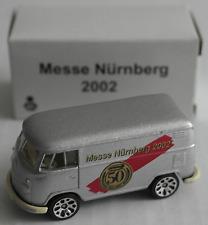 "Matchbox – VW T1 Transporter ""Messe Nürnberg 2002"""