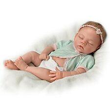 Adorable Morgan  20'' So Truly Real Baby Doll by Ashton Drake