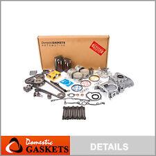 Fits 91-94 Nissan Sentra NX 1.6L DOHC Master Overhaul Engine Rebuild Kit GA16DE