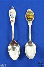 Two (2) Souvenir Spoons from Vancouver, Canada/One for Expo 1986 - Lot