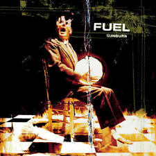 FUEL - Sunburn [Enhanced](CD 1998) USA Import EXC Alt Art