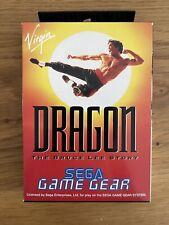 Dragon - Sega Game Gear - mit OVP, Sehr Guter Zustand!