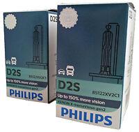 D2S PHILIPS X-treme Vision bis 150% mehr Sicht Xenon 35W P32d-2 2st 85122XV2C1
