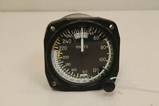 (4931) United Instruments (Beechcraft) Airspeed Indicator P/N 8130