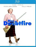 MRS. DOUBTFIRE NEW BLU-RAY