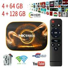 HK1 RBOX R1 Smart TV Box Android10.0 4+64/128GB WiFi TV Set Top Box Media Player