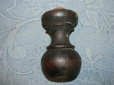 Antique Victorian Ball Furniture Foot, 4 1/8 Inch