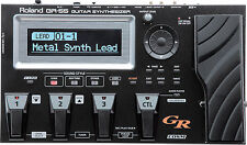 Roland Guitar Effects Pedal Processors