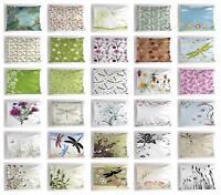 Dragonflies Pillow Sham Decorative Pillowcase 3 Sizes Bedroom Decor