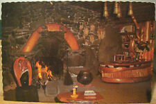 Montana Postcard FRONTIER TOWN John & Sue Quigley Living Room Helena US Hwy 12