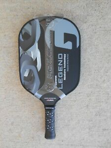 GAMMA LEGEND NEUCORE BLACK POLYMER COMPOSIT PICKLEBALL PADDLE
