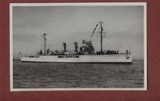 HMS DELPHINIUM Arabis class sloop  vintage photograph  ps.103