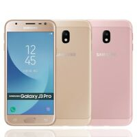 SAMSUNG GALAXY J3 PRO DUAL SIM ( Unlocked ) 16GB 4G LTE 5in 13MP FHD GOLD 2017