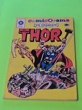 1975 Thor  #46-47-48-49 COMICORAMA COMIC COVER EDITION HÉRITAGE FRENCH CANADA