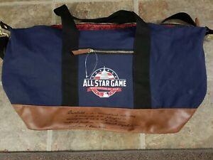 2018 MLB All Star Game VIP Navy Duffle Bag Washington DC MLB Baseball, Nice