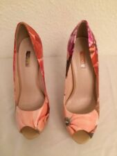 "NEXT Very High Heel (greater than 4.5"") Floral Heels for Women"