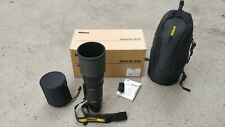 Nikon USA AF-S VR-II Zoom-NIKKOR 200-400mm f/4G IF-ED II Mark 2 Lens MINT! LNIB!