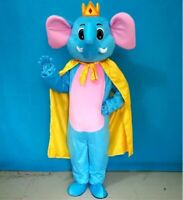 Halloween Dumbo Mascot Costume Cosplay Party Outfits Fancy Dress Adults Parade