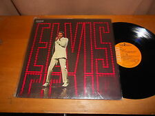 Elvis Presley SOUNDTRACK LP Elvis ORIGINAL JAPAN ISSUE GATEFOLD