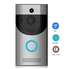 Smart Wireless WiFi Ring Doorbell Video Camera Phone Bell Intercom Home Security
