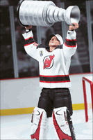"MCFARLANE - NHL SERIES 9 – MARTIN BRODEUR - NEW JERSEY DEVILS – 6"" ACTION FIGURE"