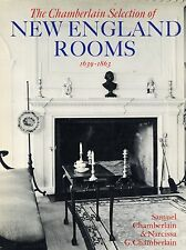 New England Rooms - Architecture Interior Design (1639-1863) / Illustrated Book