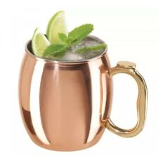 Oggi Moscow Mule Copper Plated Mug with EZGrip Handle, 20 Ounce