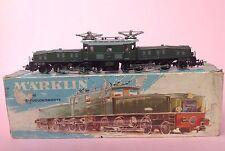 Lokomotive E-Lok Märklin Krokodil 3015/CCS 800 Modell-Eisenbahn Spur HO/00 ~1959