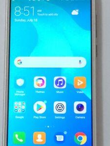 Huawei Y5 Prime 2018 - 80GB  2GB RAM- Gold (Unlocked) Smartphone