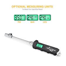 Professional 180PSI Digital Tire Pressure Gauge Tool Car Auto Truck RV Tester