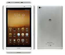 Huawei MediaPad M2-801W 16GB Wi-Fi 8.0 inch Tablet PC Android 6.0 - White/Silver