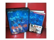 Gouketsuji Ichizoku Power Instinct for Sega MegaDrive Video Game 16 bit MD card