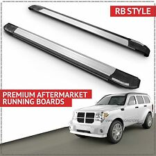 Running Boards Side Steps for Dodge (RB) Nitro SWB 2007-2014