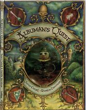 ALBUMAN'S QUEST James Cattell Dorelle Davidson 2001 Illustrated Children's Book