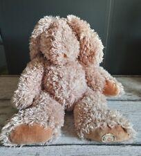 Doudou Peluche lapin Jojo beige Doudou bébé 33 cm Moulin Roty