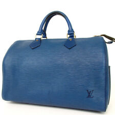 Authentic LOUIS VUITTON Epi Speedy 30 VI0926 Handbag leather[Used]