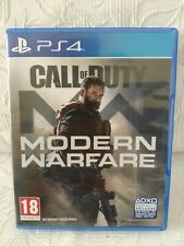 CALL OF DUTY MODERN WARFARE (PS4 GAME)
