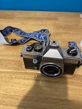 Praktica Pentacon MTL5B Camera SLR Body & Strap