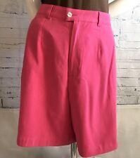 Tommy Bahama Ladies Bermuda Silk Blend Shorts Size 14