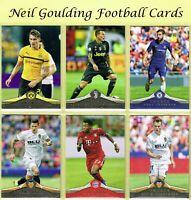 Seleccione Soccer 2015-16 ☆ ☆ orgullo nacional paralelos Azul Tarjetas De Fútbol #//299