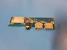 Genuine Toshiba Satellite PRO Audio Card Reader USB SD MA10 IO Board 187G64552E