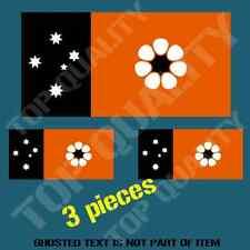 NORTHERN TERRITORY FLAG DECAL STICKER HARDHAT VEHICLE HELMET STICKERS
