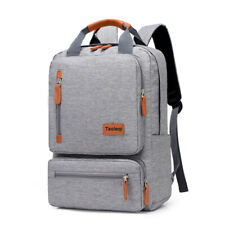 Men Backpack Casual Business Notebook Bag Light 15.6-inch Laptop Bag Anti-theft