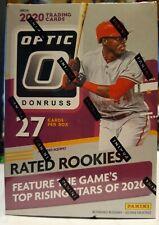 2020 Donruss Optic Baseball Blaster Box Factory Sealed