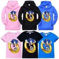 Spongebob Girls Boys Long Sleeve Hooded Tops T-shirt Kids Thin Hoodies Clothes