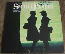 SECRET PLACES (Michel Legrand) original UK stereo lp (1984)