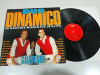 """Duo Dinamico Guateque Exitos CBS 1990 - LP Vinilo 12"""" VG/VG - 2T"""