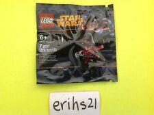 LEGO Exclusive DARTH REVAN Polybag 5002123 STAR WARS Minifigure RARE 2014