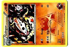 POKEMON (XY7b) Double Danger N° 13/34 GALEGON